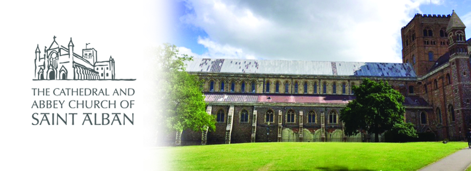 St.Alban Abbey - 960x350px